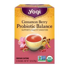 Yogi Cinn Berry Probiotic Bala