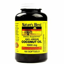 N/b Coconut Oil 1000mg 100sfg