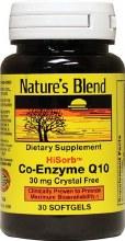 N/b co-enzyme q10 30mg hi-sorb