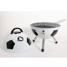 BBQ GRILL CHARCOAL SOCCER