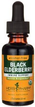HP black elderberry glyc 1oz