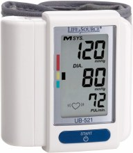 Life Source Digital BP Monitor