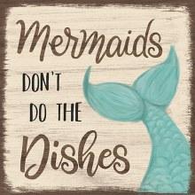 Mermaids Trivet
