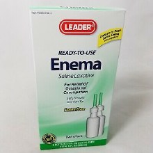 LDR Enema Twin Pack