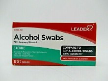 LDR ALCOHOL SWABS