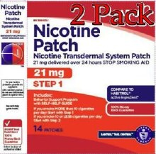 Leader Nicotine 21mg Step 1