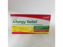 Allergy Chlorphen 4mg 100tab