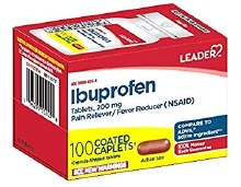 LDR Ibuprofen 200mg 100cap