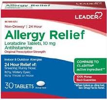 LDR Allergy Loratadine 30ct