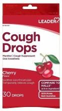 LDR Cough Drops Cherry 30
