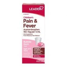 LDER Pain + Fever Childr BB