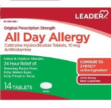 LDR All Day Allergy 14 tab