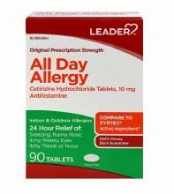 LDR Allergy Certiriz 10mg 90tb
