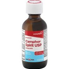 LDR Camphor Spirit USP 2oz