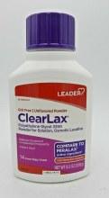 LDR Clear Lax 8.3oz