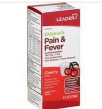 LDER Pain + Fever Child Cherry