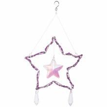 """Star"" Motif Prism Drop"