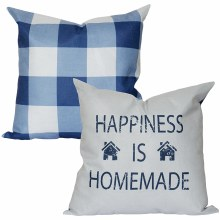 Happiness Decorative Pillow