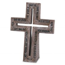 Barn Wood Cross Small