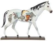 White Horse w/ Dreamcatcher