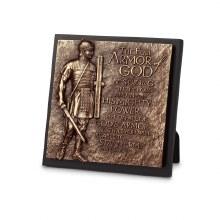ARMOR OF GOD Plaque