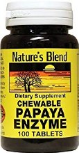 N/b Papayaenzyme tab