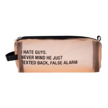 False Alarm Mesh Bag