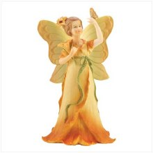 Lilly floral fairy