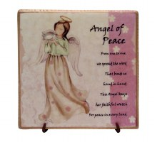 Angel of Peace Tile