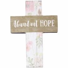 Abundant Hope Heartfelt Cross