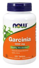 NOW Garcinia 1000mg 120tab