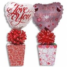 Valentine Box Kelliloons Candy