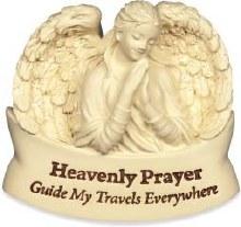 Heavenly Prayer Visor Clip