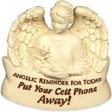Angelic Reminder Visor Clip