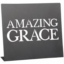 """Amazing Grace"" Metal Cutout T"