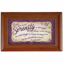 """Serenity Prayer"" Small Frame"