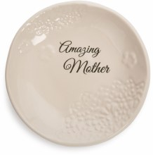 "Mother - 5"" Ceramic Plate"