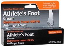 Athlete's Foot Clotrim 1% 1oz