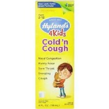 Hyl 4kids COLD COUGH 4 FL OZ