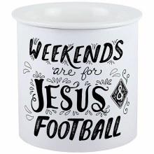 """Jesus & Football"" Dip Chiller"