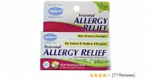 Hyl allergy relief seasonal