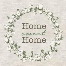 """Home Sweet Home"" Trivet"