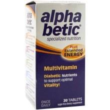 Alpha Betic Multivitamin 30tab