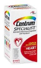 Centrum specl heart 60tab