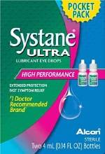 SYSTANE ULTRA PKT PACK DRP 2X4