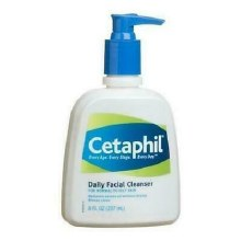 CETAPHIL CLNSER   LOT 8 OZ