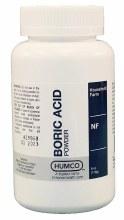 Boric Acid Powder 6oz