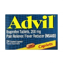 Advil 200 mg cpl 24