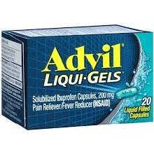 Advil Liqui-Gels #20