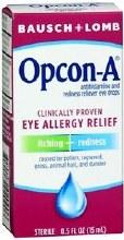 Opcon-A Eye Allergy Relief